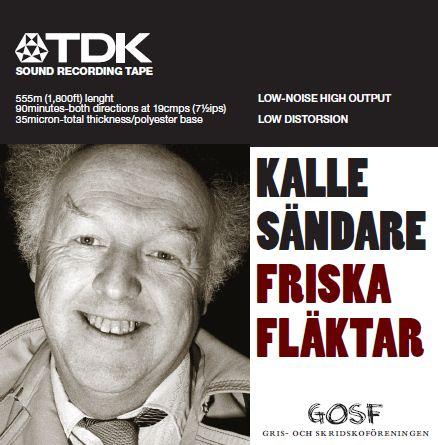 Friska Fläktar CD Kalle Sändare